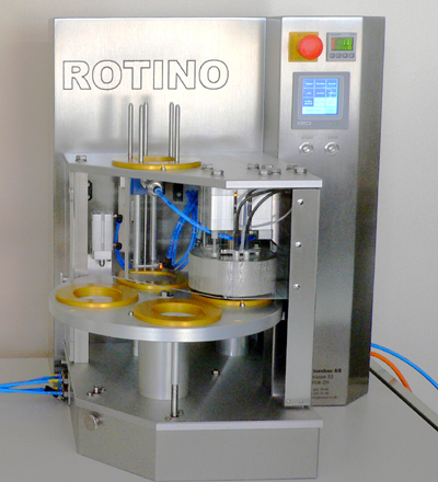 Using the ROTINO with additional devices or another metering system